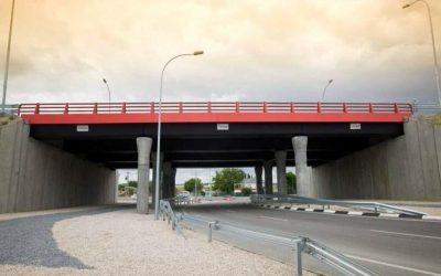 Puentes y pasarelas de polímero reforzado con fibras